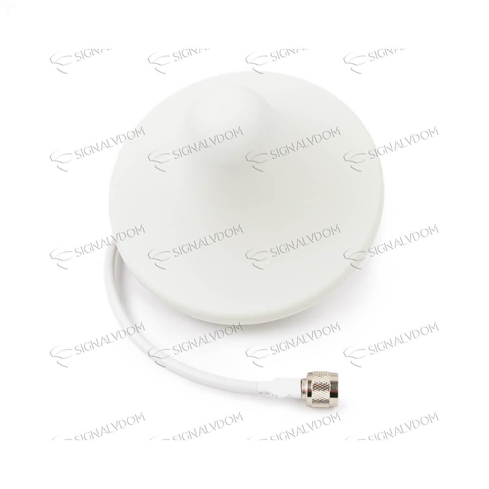 Усилитель сигнала Power Signal Standard 900/2100 MHz (для 2G, 3G) 70 dBi, кабель 15 м., комплект - 3